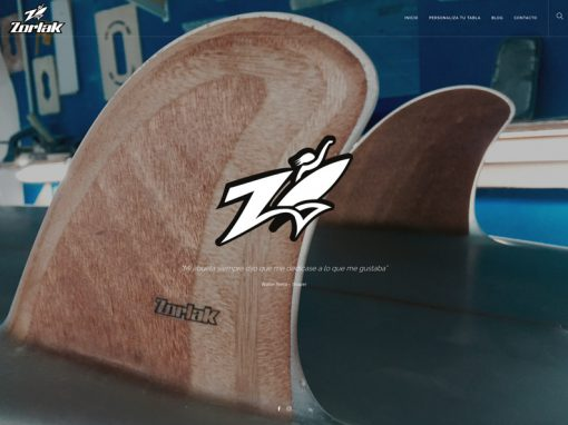 Zorlak surfboards | web
