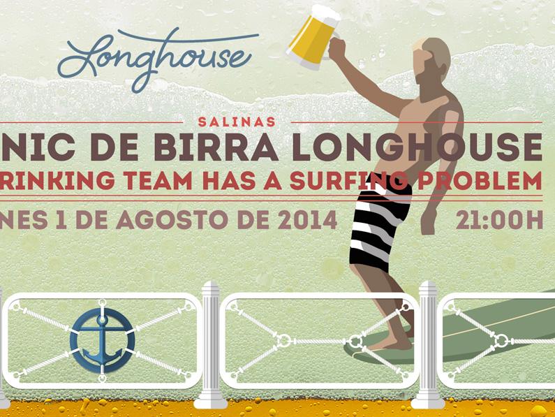 Clinic de Birra Longhouse