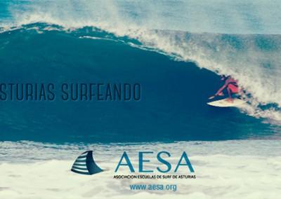 Conoce Asturias Surfeando