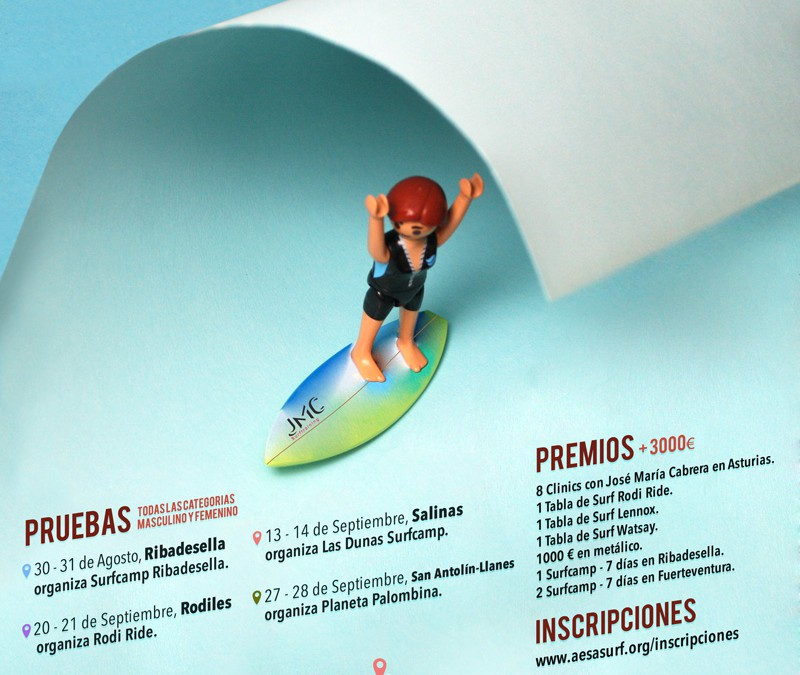 Circuito Asturiano de Surf – AESA – 2014