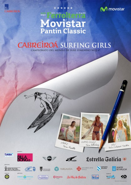 Ferrolterra Movistar Pantín Classic & Cabreiroá Surfing Girls – 2010