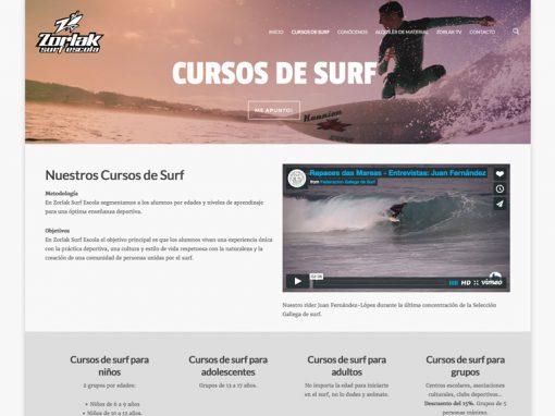 Zorlak Surf Escola