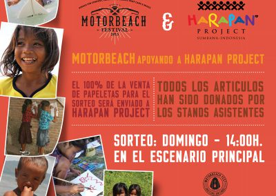 Motorbeach & Harapan Project