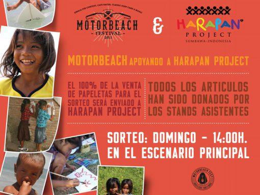 Motorbeach & Harapan Project