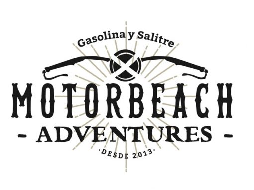 Logotipo Motorbeach adventures