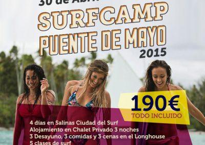 Campaña Puentes de Mayo – Surfcamp Las Dunas