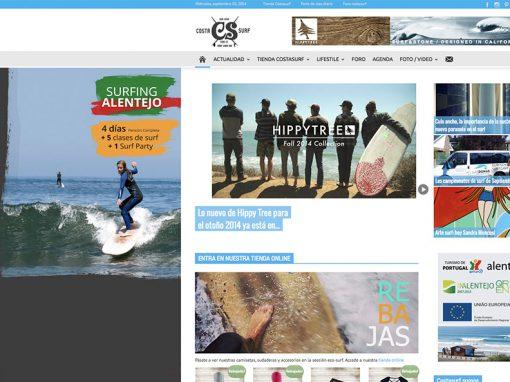 Surfing Alentejo