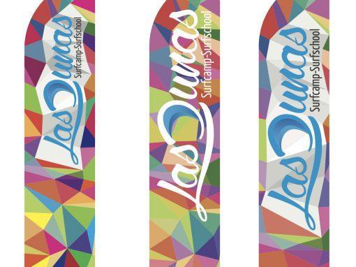 Folleto Surfcamp Las Dunas