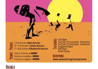 Circuito Asturiano de Surf 2015