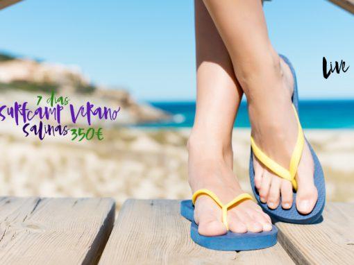 Campaña facebook cover – Surfcamp Verano
