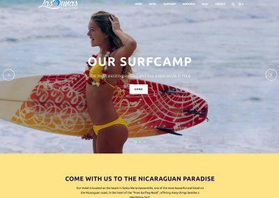 Las Dunas Surf Resort – Nicaragua