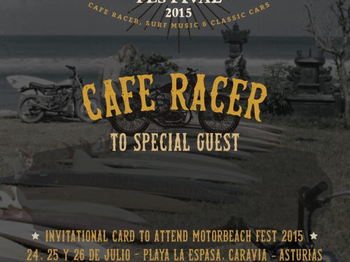 Invitaciones Motorbeach Fest
