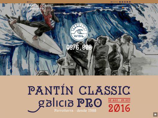Pantín Classic Galicia Pro 2016