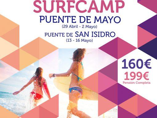 Campaña banners Surfcamp Las Dunas