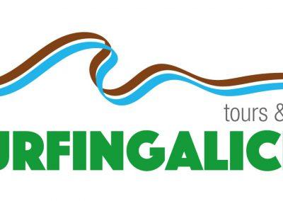 Surfing Galicia logo