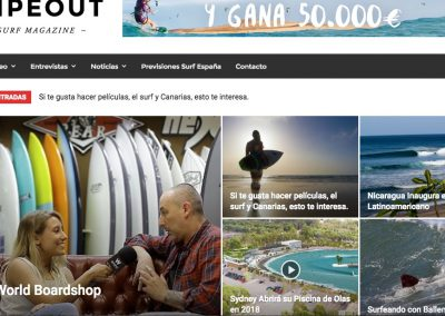 Wipeout Surf Magazine