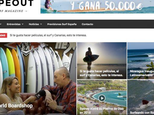 Wipeout Surf Magazine
