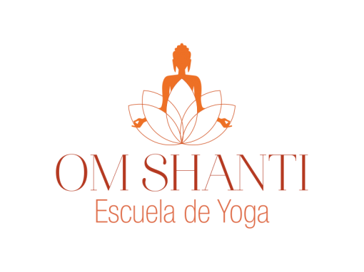 Logotipo Om Shanti Yoga – Escuela de Yoga