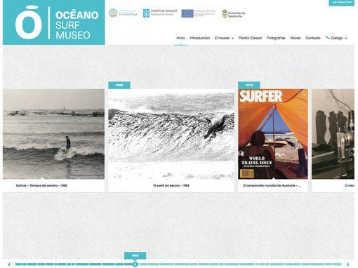 Océano Surf Museo