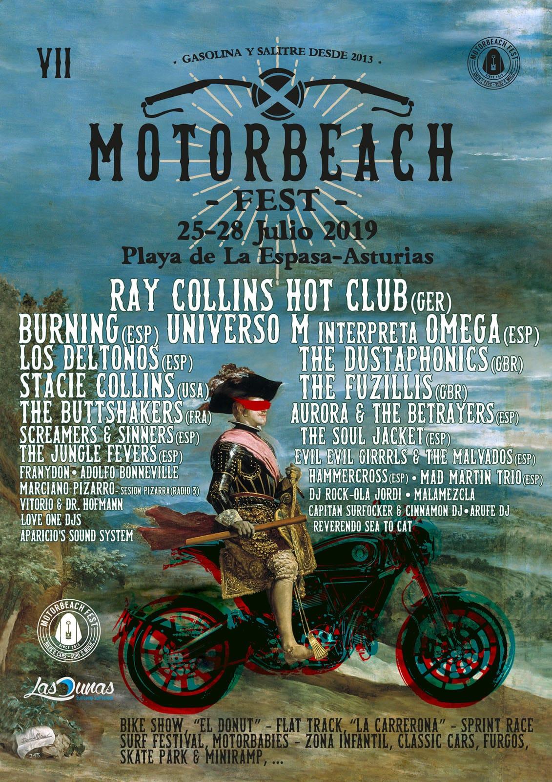 Cartel VII Motorbeach Fest