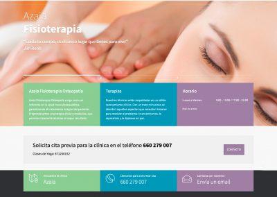 Azaia Fisioterapia Osteopatía