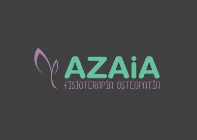 Azaia Fisioterapia Osteopatía |Web