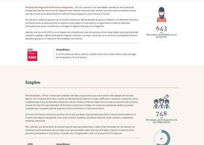 Cruz Roja A Coruña | Web