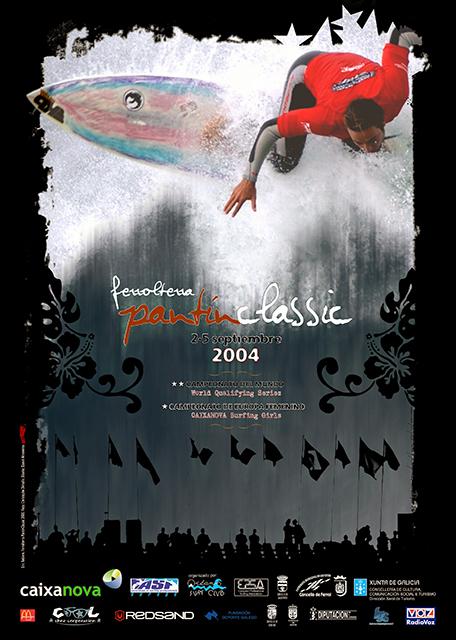 Poster Pantín Classic 2004