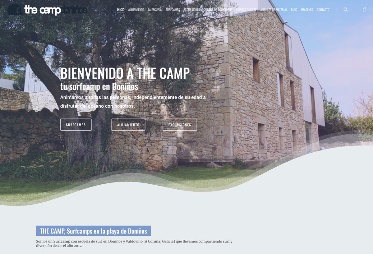 The Camp Doniños