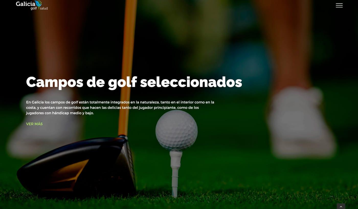 Campos de Golf seleccionados