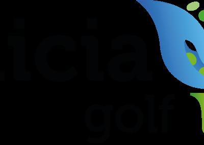 LOGO Galicia Golf Salud
